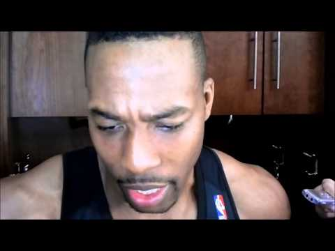 Dwight Howard says Rockets wanted payback on Pacers