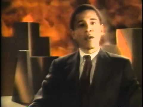 Barack Obama 1991 TBS Black History Minute