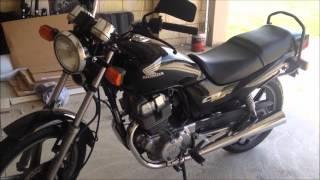 9. Honda CB 250 Motorcycle
