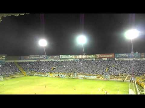 Torneo Apertura 2015 - Alianza (1-0) Águila, Semifinal Ida - La Ultra Blanca y Barra Brava 96 - Alianza