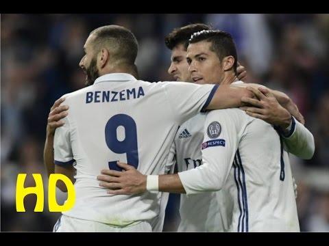Real Madrid vs Borussia Dortmund 2 2 ● Goals & Highlights ● 08/12/2016 HD
