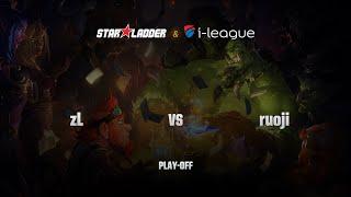 RNGzL vs Ruoji (弱鸡), game 1