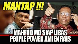 Video Terima Kasih Mahfud MD yang Siap Lawan People Power Amien Rais MP3, 3GP, MP4, WEBM, AVI, FLV April 2019