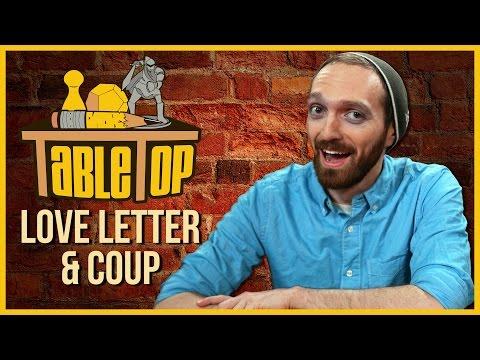 Milostný dopis a Coup