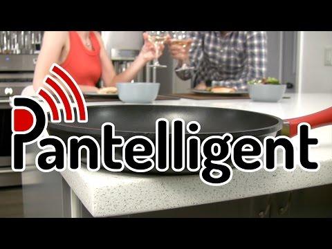 Kickstarter #2: Pantelligent – chytrá pánev pro lepší vaření