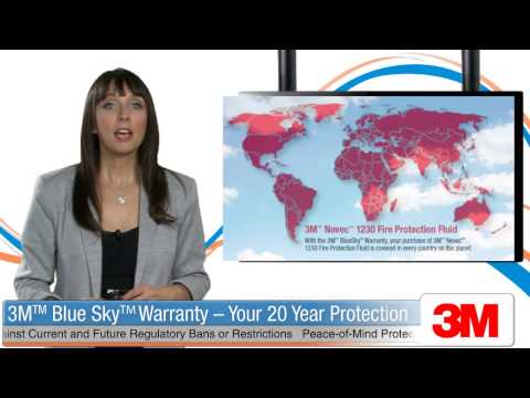 3M™ Blue Sky™ Warranty – Your 20 Year Protection