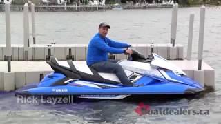 8. 2018 Yamaha FX Cruiser SVHO
