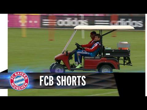 FC Bayern - Short Clippings