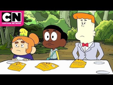 Craig Of The Creek | JP's Sunday Suit | Cartoon Network