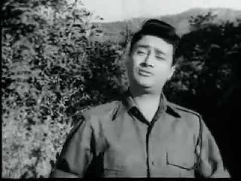 Main Zindagi Ka Saath – Dev Anand – Hum Dono – Evergreen Bollywood Hit Songs – Jaidev
