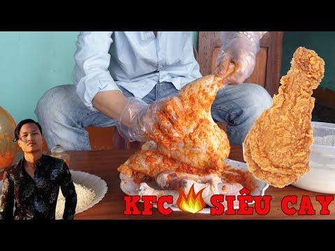 Black - TỰ LÀM KFC SIÊU CAY ( GÀ RÁN ) - Fried Chicken Super Spicy - Thời lượng: 14:10.