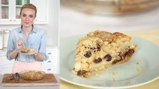 Apple Crumb Pie- Sweet Talk with Lindsay Strand by Everyday Food