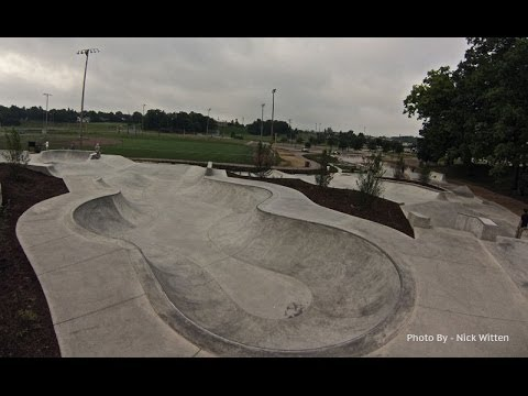 Ann Arbor Skatepark - Michigan