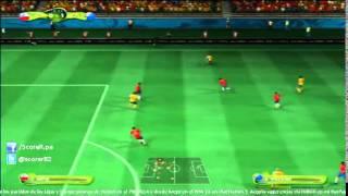 EA SPORTS 2014 FIFA WORLD CUP - Chile Vs Australia - Grupo B @ Simulacion PS3
