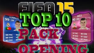 FIFA 15 TOP PACKS OPENING, fifa online 3, fo3, video fifa online 3