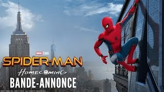 Spider-Man : Homecoming - Bande-annonce VO