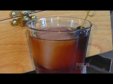 Paradise Untapped: Smoky Drink