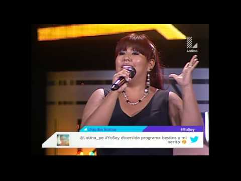 Imitadora de Marisol conquistó al jurado, pero no pasó el casting (видео)