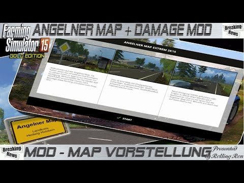 Angelner Map 2015 v1.1 with Damage Mod