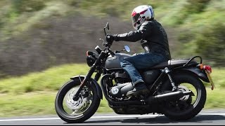 5. Triumph Bonneville T120 Review Road Test | Visordown Motorcycle Reviews
