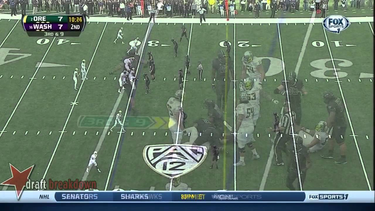 John Timu vs Oregon (2013)