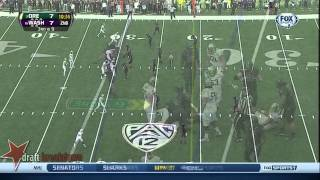 John Timu vs Oregon (2013)