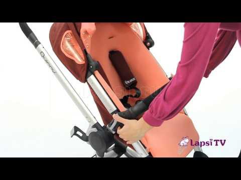 Прогулочная коляска Quinny Buzz 3 (Квини Базз)