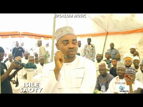 Isile Saoty - Saoty Arewa's House Warming Ceremony