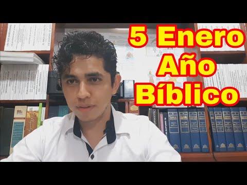 GENESIS 12, 13, 14 y 15 AÑO BÍBLICO (Nelson Berrú) 5 De Enero