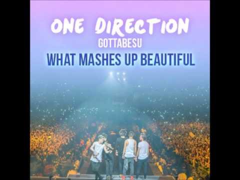 What Mashes Up Beautiful [ONE DIRECTION MEGA MASH] 25+ SONGS!