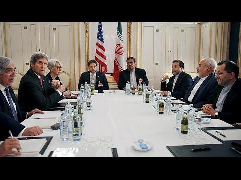 Παράταση στις διαπραγματεύσεις για τα πυρηνικά του Ιράν