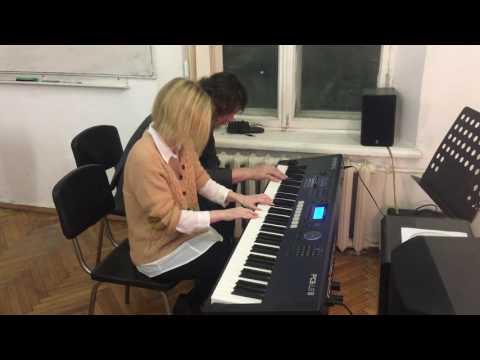 Видео учеников фортепиано