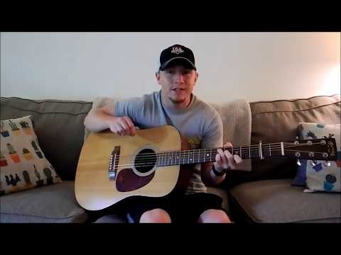 """Beautiful Crazy"" By Luke Combs - Cover By Timothy Baker"