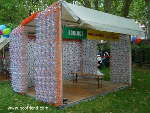 35 idee per riciclare le bottiglie di plastica