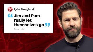 Video John Krasinski Responds to IGN Comments MP3, 3GP, MP4, WEBM, AVI, FLV Juni 2018