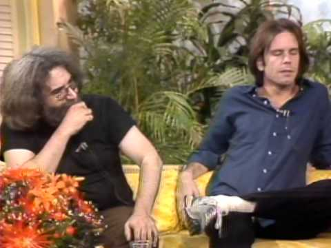 Jerry Garcia & Bob Weir – Interview – 10/29/1980 – Good Morning America (Official)