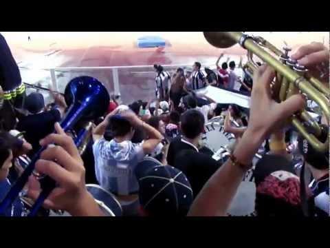 Video - Hinchada de Talleres en el Kempes ( vs GyT ). Jan 30 , 2012 - La Fiel - Talleres - Argentina