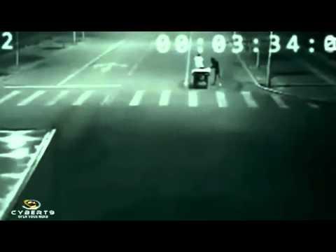 Телепортация в Китае /AWESOME teleportation in China (видео)