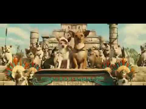 Beverly Hills Chihuahua FUNNY TRAILER AND FULL SONG