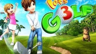 Let's Golf! 3 YouTube video
