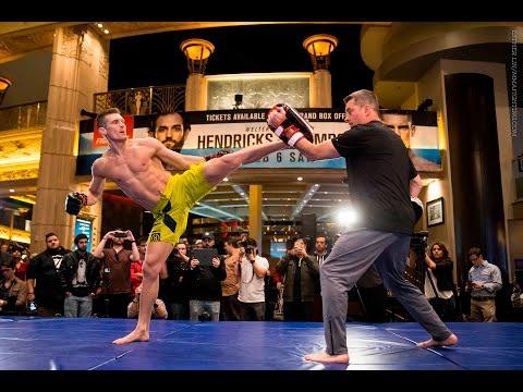 ufc fight night 82: johny hendricks vs. stephen thompson - highlights
