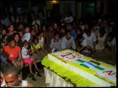 Aniversario  13  Anos  Apuarema em  2002