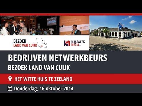Bezoek Land van Cuijk Bedrijven Netwerkbeurs