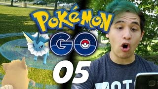 Pokémon GO | Episode 5 - Battling at the Park! by Munching Orange