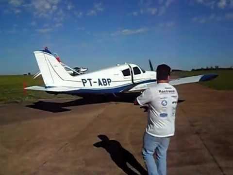 Paraquedismo em Fernandópolis