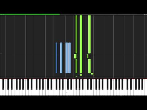 Hungarian Rhapsody No. 2 - Franz Liszt [Piano Tutorial] (Synthesia)