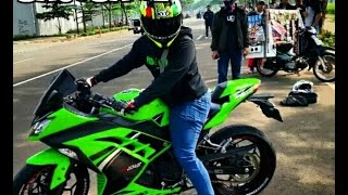 Download Video #9 (Bacoba) Ninja 250 FI | Baru pertama kali naik 2 cylinder MP3 3GP MP4