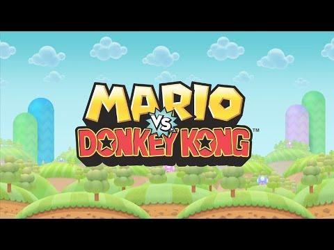 E3 Trailer: Mario vs. Donkey Kong