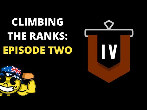 Climbing The Ranks: Copper IV - Rainbow Six Siege Gameplay
