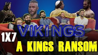 Nonton Vikings   1x7   A King S Ransom   Group Reaction   Skit Film Subtitle Indonesia Streaming Movie Download